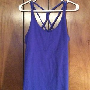 Athleta Strappy Top